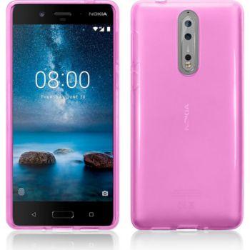 Lapinette Souple en Gel Silicone Nokia 8 Mate Fine