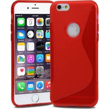 Lapinette Gel Vague S Apple Iphone 8 Plus Rouge