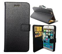 Etui Lapinette Portefeuille Apple Iphone 8 Plus Noir