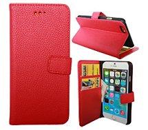 Etui Lapinette Portefeuille Apple Iphone 8 Plus Rouge