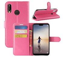 Etui Lapinette Portefeuille Asus Zenfone 5 ZE620KL Rose