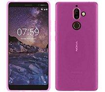 Coque Lapinette Gel Nokia 7 Plus Rose