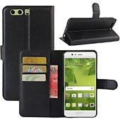 Etui Lapinette Portefeuille Huawei P Smart Noir