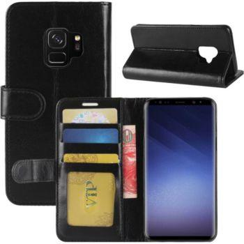 Lapinette Portefeuille Samsung Galaxy S9 Plus Noir