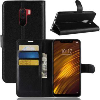 Lapinette Portefeuille Xiaomi Pocophone F1 Noir