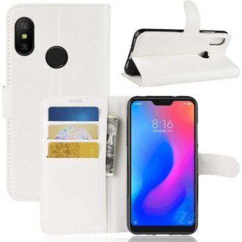 Lapinette Portefeuille Xiaomi Mi A2 Lite Blanc