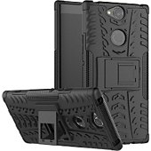 Coque Lapinette Anti Choc Sony Xperia XA2 Plus Noir