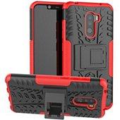 Coque Lapinette Anti Choc Xiaomi Pocophone F1 Rouge