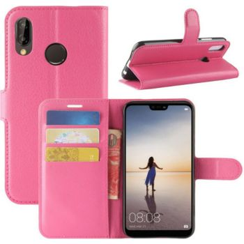 Lapinette Portefeuille Huawei P Smart Plus Rose