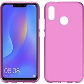 Coque Lapinette Gel Huawei P Smart Plus Rose