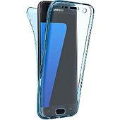 Coque Lapinette En Gel Intégrale Samsung Galaxy A6 Bleu