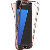 Coque Lapinette En Gel Intégrale Samsung Galaxy J6 Rose
