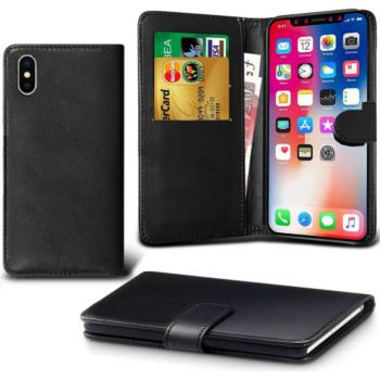 Lapinette Portefeuille Apple iPhone XR Noir