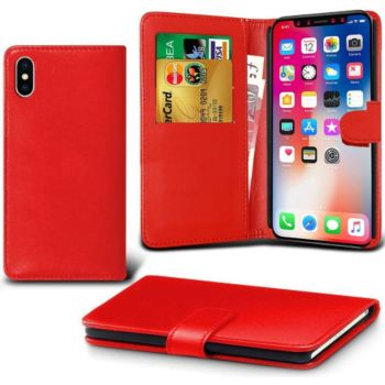 Lapinette Portefeuille Apple iPhone XR Rouge