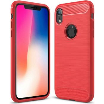 Lapinette Gel Apple iPhone XS Max Rouge