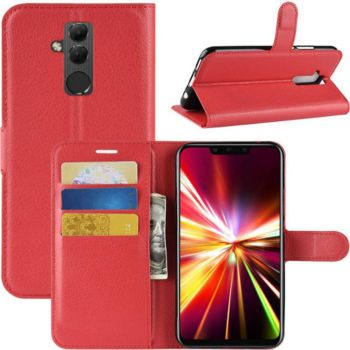 Lapinette Portefeuille Huawei Mate 20 Lite Rouge