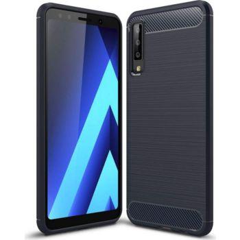 Lapinette Gel Samsung Galaxy A7 Bleu