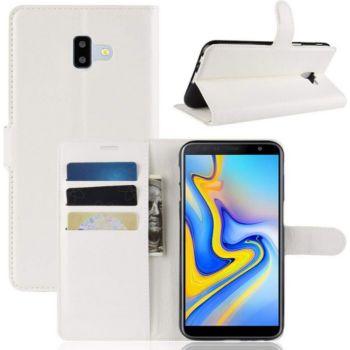 Lapinette Portefeuille Samsung Galaxy J6 Plus Blan