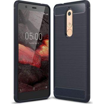 Lapinette Gel Nokia 5.1 2018 Bleu