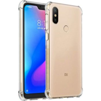Lapinette Gel Xiaomi Redmi Note 6 Pro Transparent