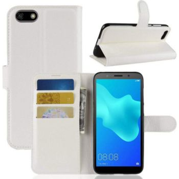 Lapinette Portefeuille Huawei Y5 2018 Blanc