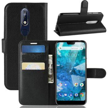 Lapinette Portefeuille Nokia 7.1 Noir