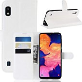 Etui Lapinette Portefeuille Samsung Galaxy A10 Blanc