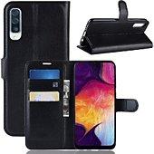 Etui Lapinette Portefeuille Samsung Galaxy A50 Noir