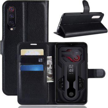 Lapinette Portefeuille Xiaomi Mi 9 Noir