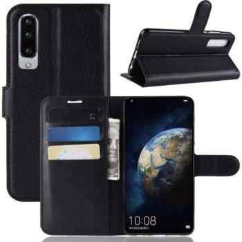 Lapinette Portefeuille Huawei P30 Noir