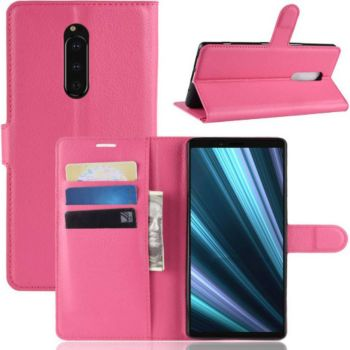 Lapinette Portefeuille Sony Xperia 1 Rose
