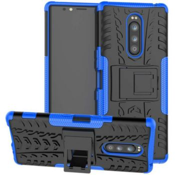 Lapinette Anti Choc Sony Xperia 1 Bleu