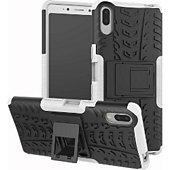 Coque Lapinette Anti Choc Sony Xperia L3 Blanc