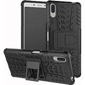 Coque Lapinette Anti Choc Sony Xperia L3 Noir
