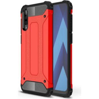 Lapinette Anti Choc Samsung Galaxy A50 Rouge