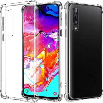 Lapinette Gel Samsung Galaxy A70 Transparent