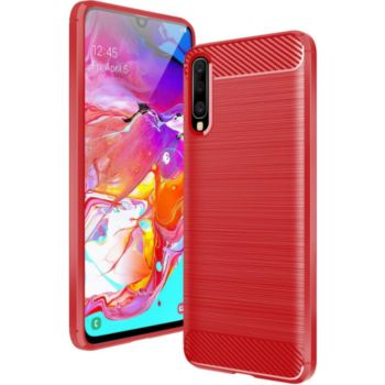 Lapinette Gel Samsung Galaxy A70 Rouge