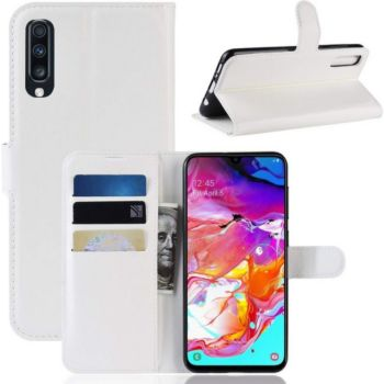 Lapinette Portefeuille Samsung Galaxy A70 Blanc