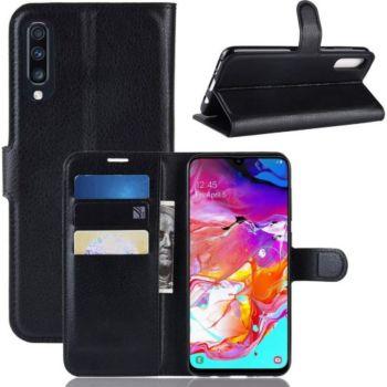 Lapinette Portefeuille Samsung Galaxy A70 Noir