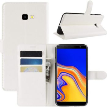 Lapinette Portefeuille Samsung Galaxy J4+ Blanc