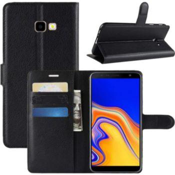 Lapinette Portefeuille Samsung Galaxy J4+ Noir