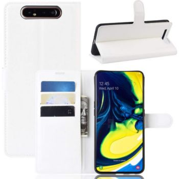 Lapinette Portefeuille Samsung Galaxy A80 Blanc