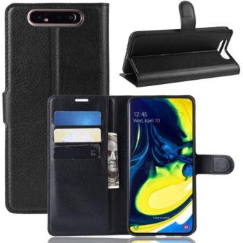 Lapinette Portefeuille Samsung Galaxy A80 Noir