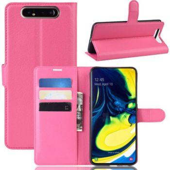 Lapinette Portefeuille Samsung Galaxy A80 Rose
