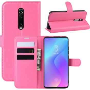 Lapinette Portefeuille Xiaomi Mi 9 T Rose