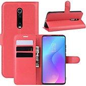 Etui Lapinette Portefeuille Xiaomi Mi 9 T Rouge