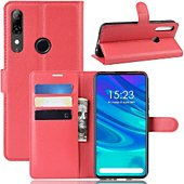 Etui Lapinette Portefeuille Huawei P Smart Z Rouge