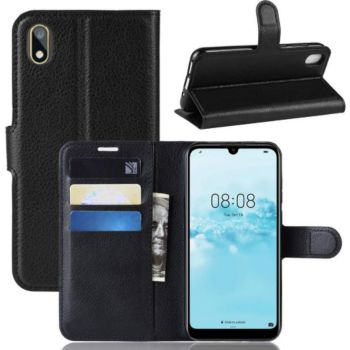 Lapinette Portefeuille Huawei Y5 2019 Noir