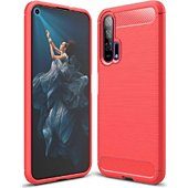 Coque Lapinette Souple en Gel Silicone Honor 20 Pro Carb