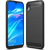 Coque Lapinette Souple en Gel Silicone Honor 8S Carbone